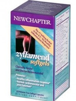 Zyflamend Softgels by New Chapter