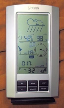Oregon Scientific Weather Station