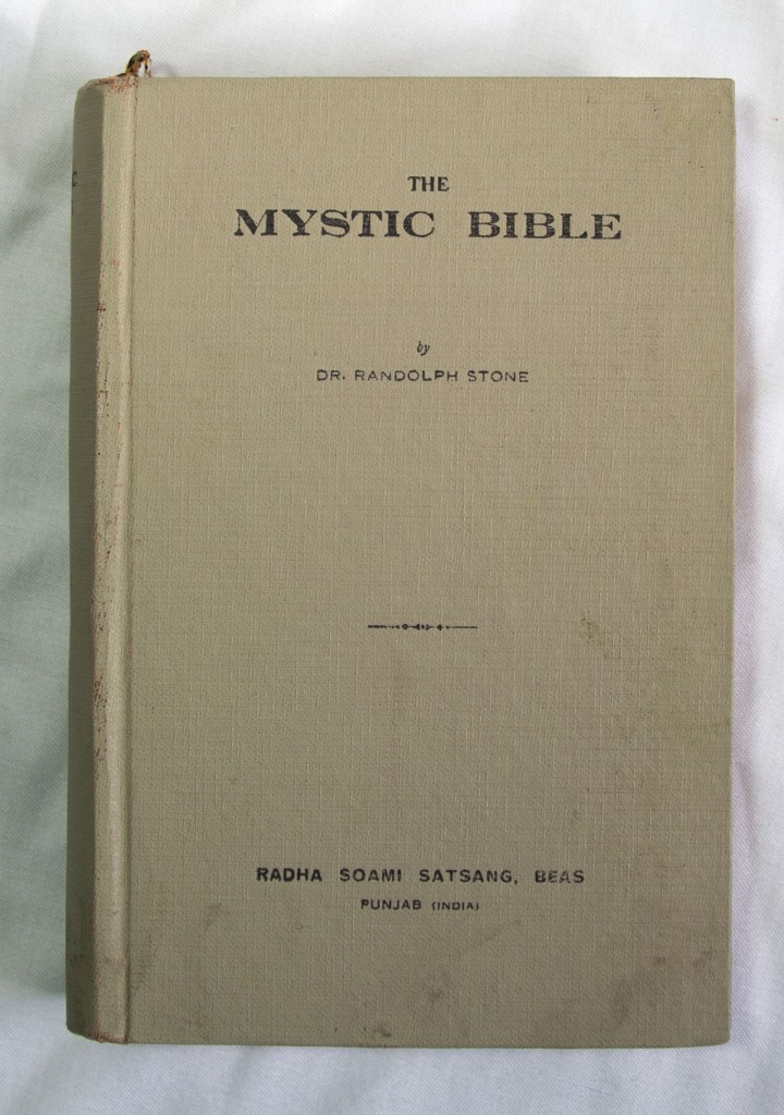The Mystic Bible by Dr. Randolph Stone 2nd Edition 1968