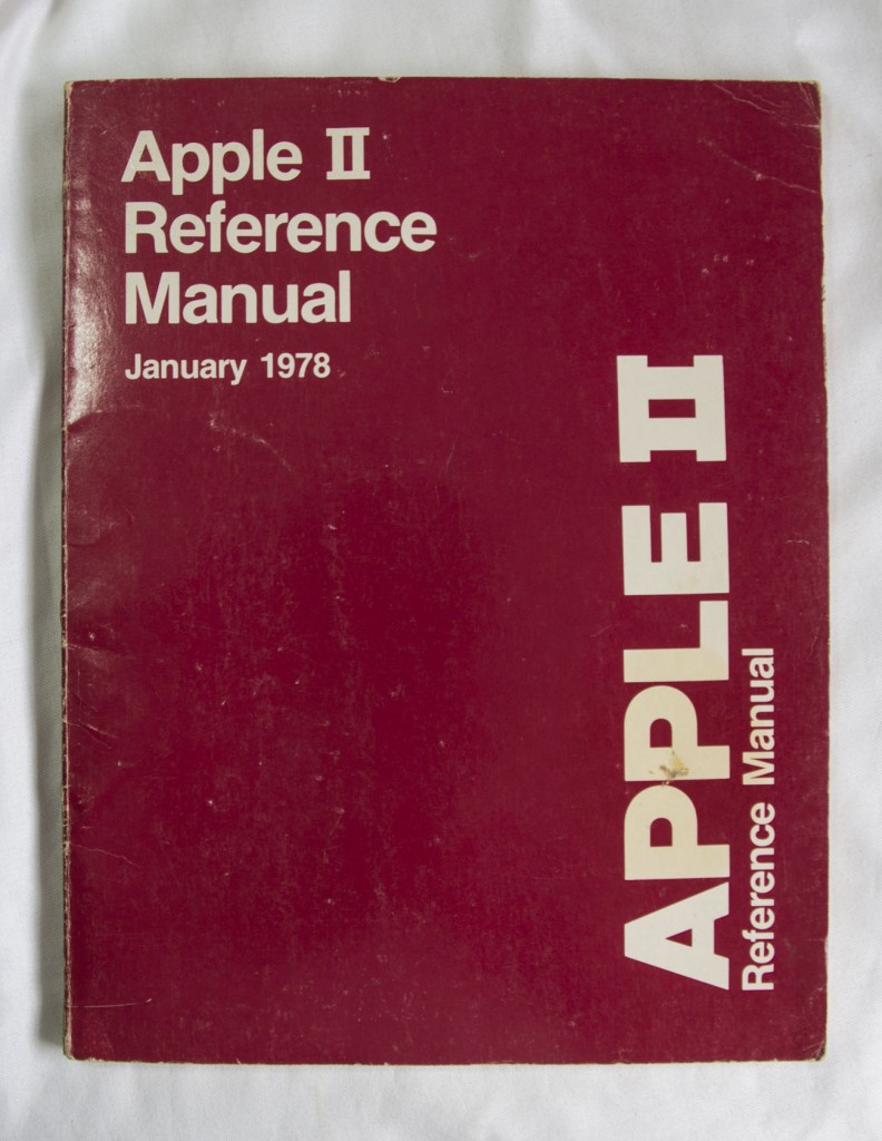 Apple II Reference Manual January 1978