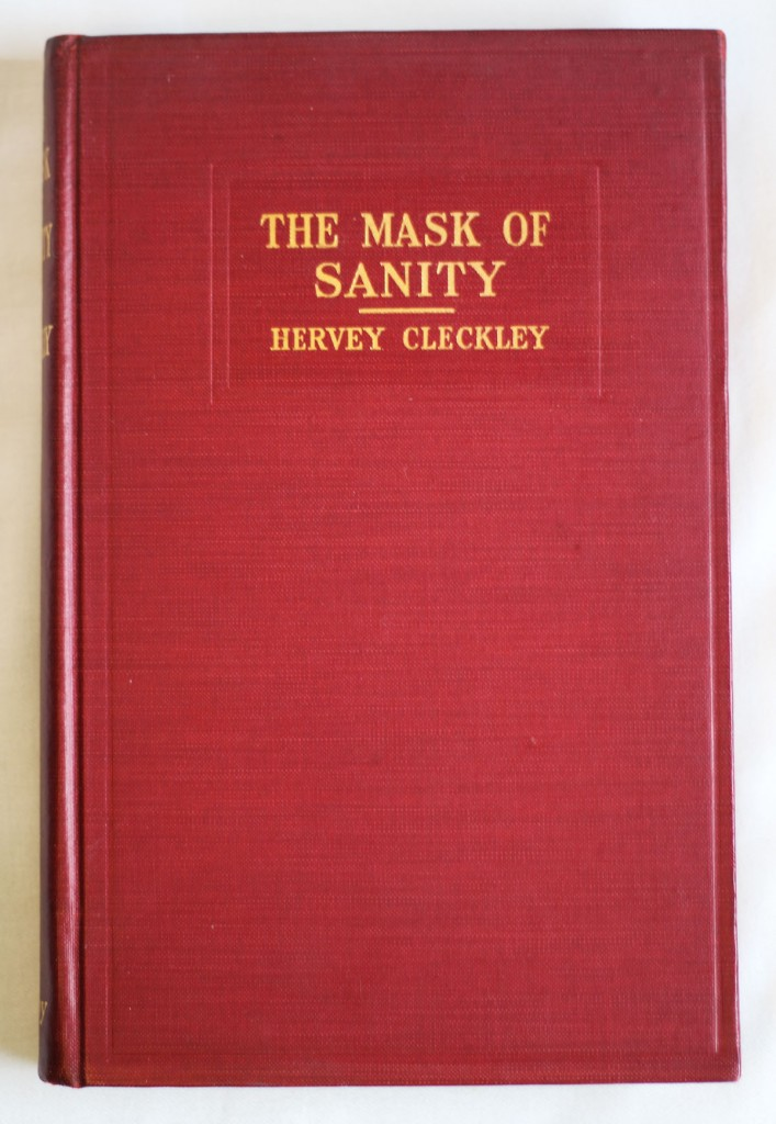 The Mask of Sanity, First Edition
