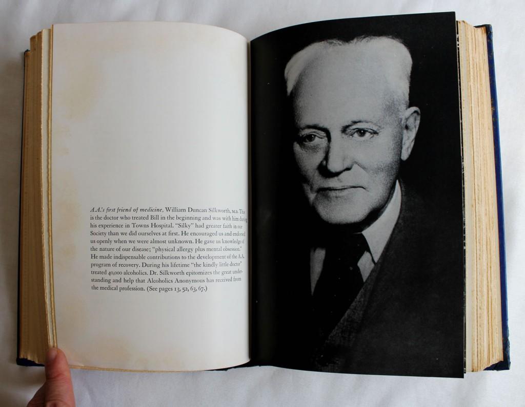 Photo of William Duncan Silkworth, M.D.