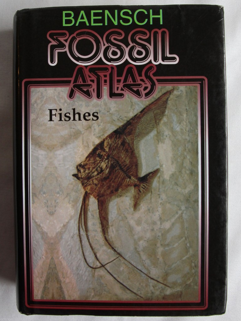 Fossil Atlas, Fishes, Karl A Frickhinger (1995, Hardcover)